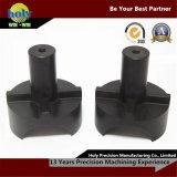Части алюминия CNC разъема подвергая механической обработке с обслуживанием CNC поворачивая
