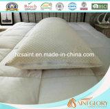 Saint Glory Durable Bamboo Shell avec fermeture à glissière Memory Foam Oreiller