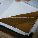 Qualità 304 dello strato 201 dell'acciaio inossidabile di rivestimento dello specchio dell'oro della Rosa