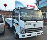 FAW Isuzuの小屋100pは列の軽い貨物トラックを選抜する