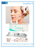 Marca CE Singfiller ácido hialurónico inyectable de relleno para el Aumento de labios