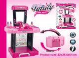 De meisjes beweren de Toilettafel van de Opmaker van de Luxe van het Stuk speelgoed van het Spel (H3775112)