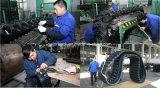 450 * 71 * 82 Case Chenilles Caterpillar Ihi Imer Sumitomo Rubber, Pistes Excavator