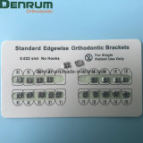 Ортодонтические Denrum фантазии сетка базы Edgewise кронштейны с FDA Ce ISO