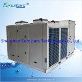 Condizionatore d'aria centrale di condensazione raffreddato aria