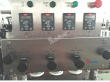 Máquina tampando do eixo semiautomático para o tampão do Twist-off