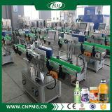 Máquina de etiquetas adesiva automática para frascos