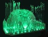 휴대용 쉬운 정원 훈장 실내 옥외 사용 춤 분수 정원 샘을 설치한다