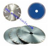 Les machines-outils agglomérées 114mm diamant chaud de presse de 4.5 pouces scie des lames