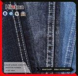 Оптовая ткань джинсовой ткани Twill Slub 99%Cotton 1%Spandex 11.3oz