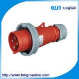 IP67 4p 16A промышленный разъем / разъем