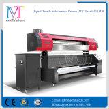 いろいろな種類のファブリックおよび昇華ペーパー印刷のためのローラーの織物プリンター