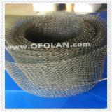 Nichel di protezione elettromagnetica che protegge la rete metallica
