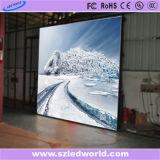 Indoor haute définition pleine couleur fixe l'écran à affichage LED pour la publicité (P3, P4, P5, P6)