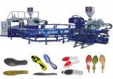 Zwei DrehTPU/Tr Einspritzung-formenmaschine der Farben-