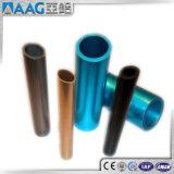 Pipe ronde en aluminium