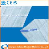 Spugne non lavate di laparotomia per uso chirurgico (sterile o non sterile)