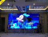 La varia fase P3.125 dell'interno chiaro eccellente di figure rimuove lo schermo del LED