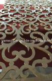 L'alluminio decorativo riveste la maglia/griglia di pannelli di alluminio perforata in espansione