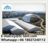 Customed Gevormde die Tent Clearspan aan de Een hoogtepunt bereikte Tent van de Mengeling van het Ontwerp wordt verbonden