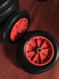 300-8 압축 공기를 넣은 고무 바퀴