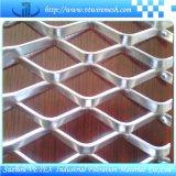 Maglia del metallo ampliata piatto di alluminio