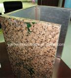 경량 돌 보기 벌집 알루미늄 외벽
