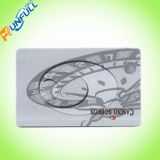 Departamento de la calidad/tarjeta de papel de la raya magnética del uso del centro