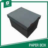 Caja de almacenamiento corrugado juguete fábrica de la alta calidad por el Bosque de embalaje