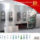 Machine/usine recouvrantes remplissantes de lavage des bouteilles en verre