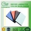 Phenolic Compacte Raad HPL/Hoge druk Laminate/HPL