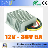 Conversor DC DC 12V passo até 36V 5A 180W DC DC Módulo Auxiliar