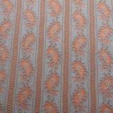 2017 O último tecido de cordão de cordão de estilo africano para casamento nigeriano