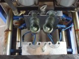 Fornecemos tecla Semi-Auto máquina de sopro de garrafas PET