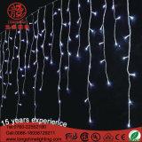 Het Licht van Kerstmis van het Gordijn van de openlucht LEIDENE Ijskegel van de Decoratie voor Ce RoHS van de Vakantie