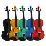 Contreplaqué en couleur Acoustic Practice Violin Factory Price