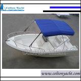 500cm Bateau de pêche en fibre de verre avec des prix compétitifs