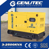 Diesel van Cummins 30kw Generator met Geluiddichte Luifel