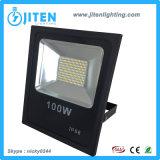 luz de inundación de 100W SMD LED/reflectores al aire libre, lámpara de inundación al aire libre