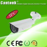 1080P de weerbestendige Camera van kabeltelevisie IP van de Kogel van IRL
