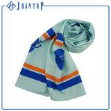 35 '' *35' Square'print Polyester-Frauen-Uniform-Schal