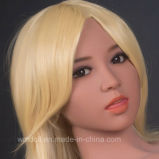 [توب قوليتي] عارض الأزياء جنس دمية رأس لأنّ سليكوون بالغ دمى