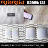 Ntag213 216ぬれた象眼細工RFID NFCのステッカー