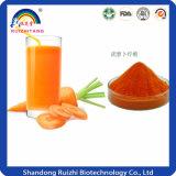 Estratto naturale della polvere della carota di 100% con Carotin
