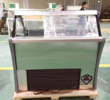 Congélateur de crême glacée d'usine pour le congélateur d'étalage de film publicitaire/crême glacée de Gelato (QD-BB-18)