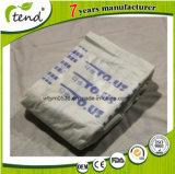 Elevada capacidade de absorção de fraldas descartáveis para uso adulto na fábrica na China a granel