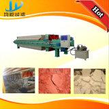 Filtre-presse de chambre pour l'industrie de la peinture