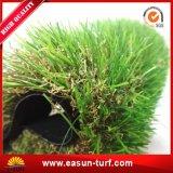 Prezzi bassi dell'erba sintetica verde naturale decorativa