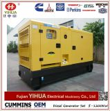 20kw 30kw 20kVA 25kVA Cummins actionnent le groupe électrogène diesel électrique silencieux superbe