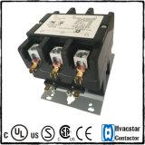 Contactor eléctrico de la CA de las mercancías con el modelo robusto SA-3p-75A-120V de la construcción